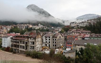 Renaturation des Berges de la Bienne à Saint-Claude