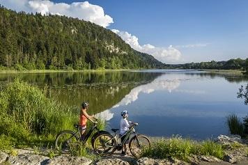 Filière Lacs, rivières et cascades